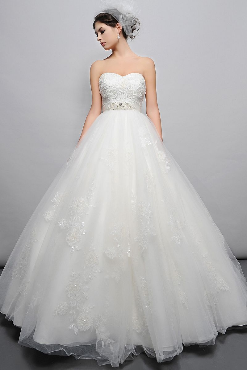 Pear shaped eden bridal wedding gown bl033 front marie for Dresses that can be used as a wedding dress