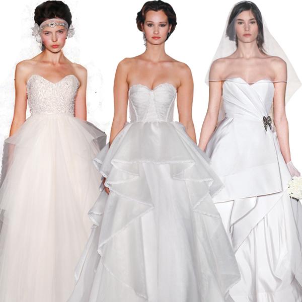 16699ff85805 Pear Shaped women in wedding gown